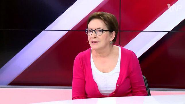Ewa Kopacz: Polska nie ma być wątpliwą ozdobą, potrzebna konkretna propozycja
