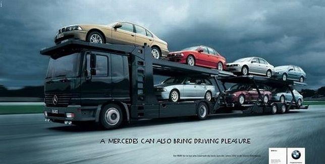"""""""Mercedes także potrafi dostarczyć przyjemność prowadzenia"""""""