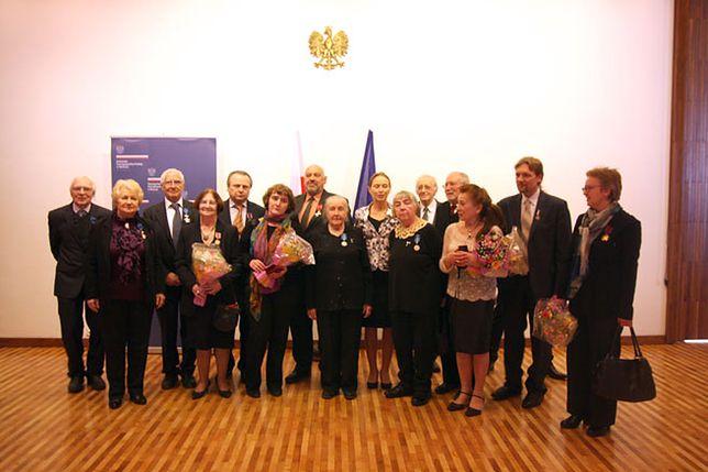 Odznaczenia dla obywateli Rosji zasłużonych dla współpracy z Polską