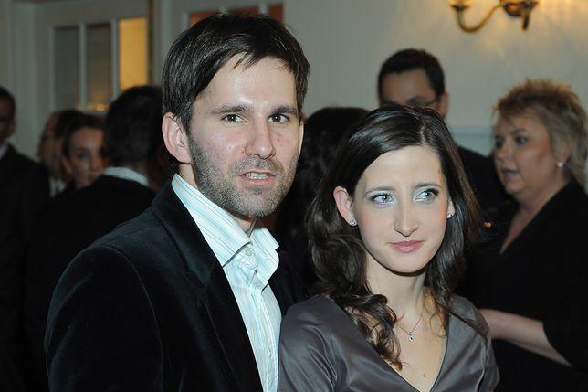 Monika Pikuła i Marcin Bosak byli razem przez 15 lat
