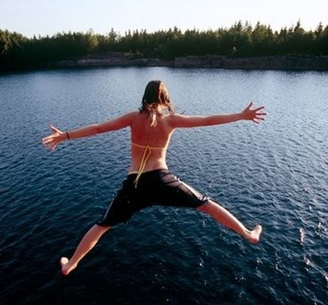 W Jeziorku Czerniakowskim można się kąpać!