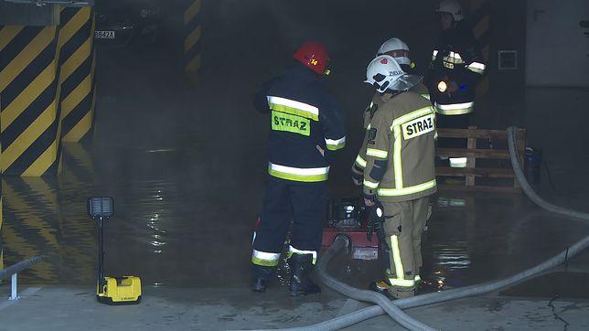Warszawa. Tragiczny pożar na Bemowie. Są ofiary