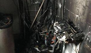 Właściciele zgłaszali oba podpalenia policji z Lesznowoli