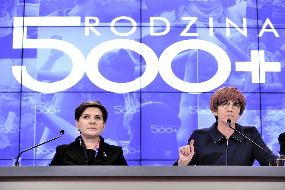 Ważna deklaracja w sprawie 500+. Minister Rafalska nie pozostawia złudzeń