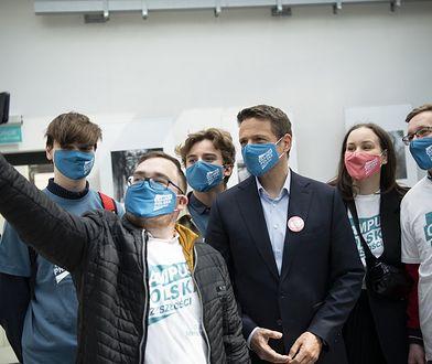 Kolejne wybory bez szyldu PO? Partia ma połączyć się z ruchem Rafała Trzaskowskiego