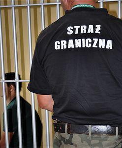 Straż graniczna dopadła imigrantów na S8 w Warszawie