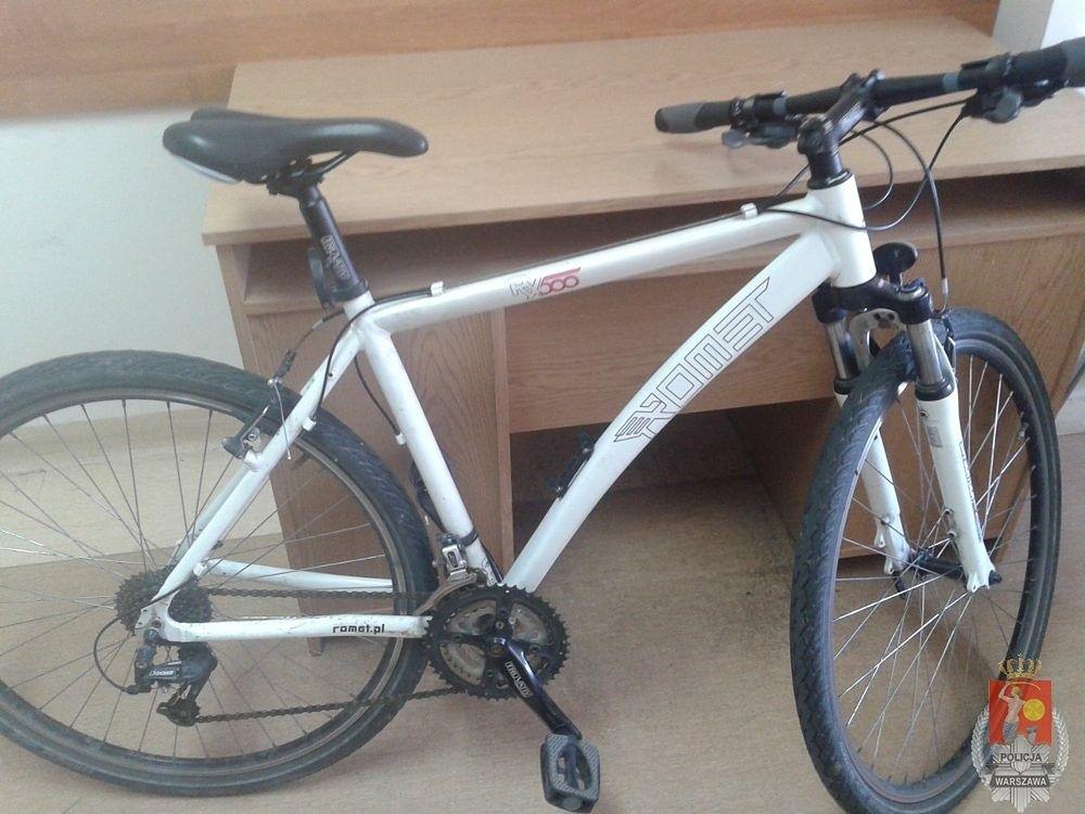 Skradziono ci rower? Sprawdź, czy nie znalazła go policja