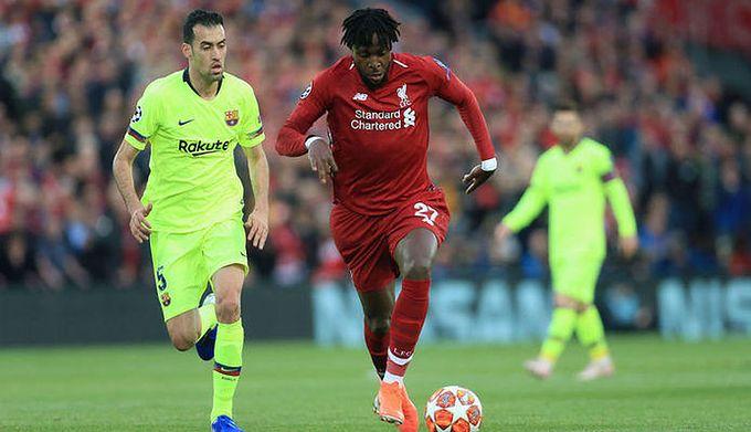2a8f897fc Liga Mistrzów 2019. Liverpool FC - FC Barcelona: debiutancki gol Divocka  Origiego. Rezerwowy dał nadzieję