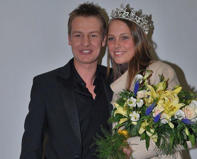 Rafał Mroczek i Joanna Skrzyszewska