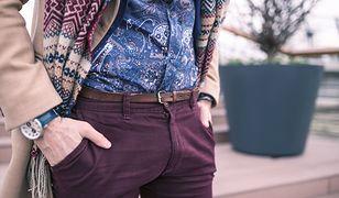 Spodnie dla odważnych mężczyzn. Każdy zwróci na ciebie uwagę