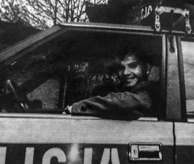 Marek Sienicki – pierwszy poległy policjant w III RP