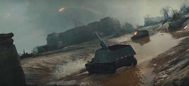 """World of Tanks z nowym trybem PvE - """"Droga do Berlina"""""""