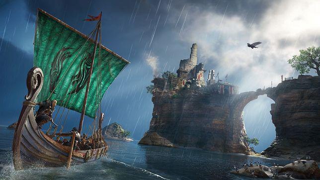 Assasin's Creed: Valhalla - zobaczyliśmy pierwszą zapowiedź
