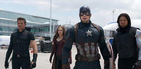 ''Captain America: Civil War'' - zwiastun (PL)
