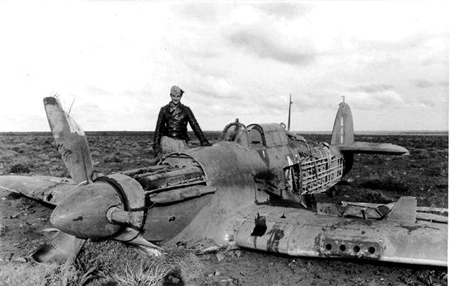 Hans Marseille - najlepszy pilot myśliwski w historii