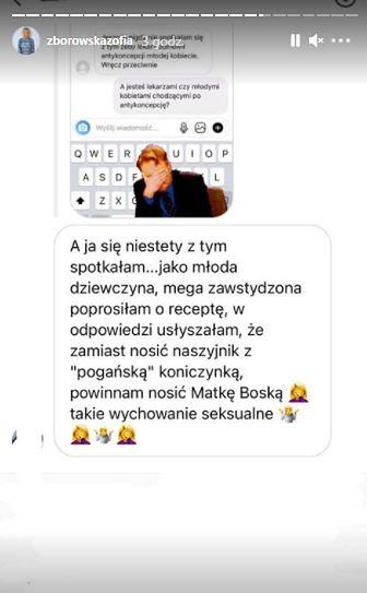 zofia zborowska / instagram