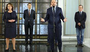 Rafał Trzaskowski zastępuje Małgorzatę Kidawę-Błońską jako kandydat KO na prezydenta