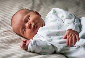W jakiej pozycji powinien spać noworodek?