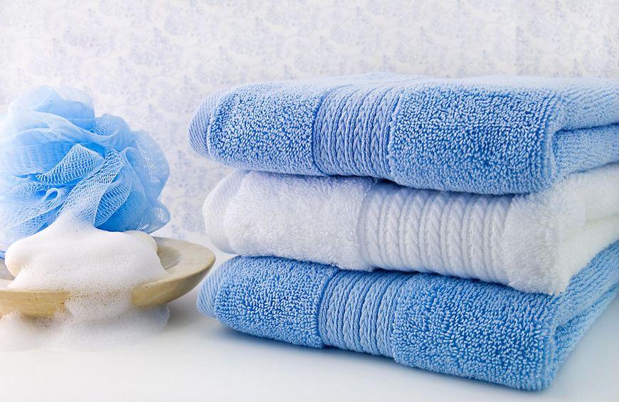 Ręczniki i gąbki mają również datę ważności