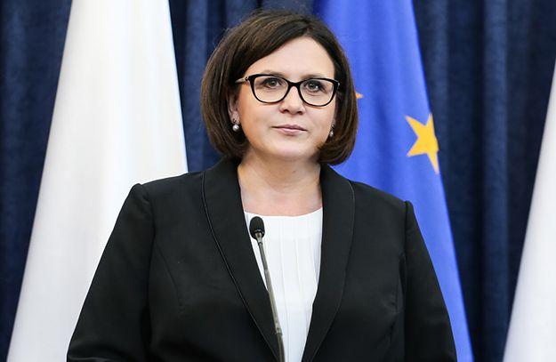 Szefowa Kancelarii Prezydenta Małgorzata Sadurska.