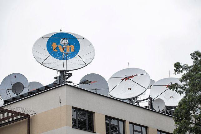 KRRiT nałożyła na TVN karę w wysokości 1,5 mln. złotych
