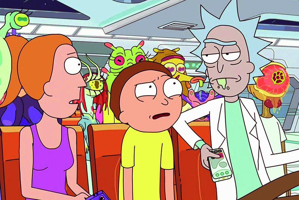 """""""Rick i Morty"""". Pojawiły się zdjęcia z czwartego sezonu popularnej serii"""