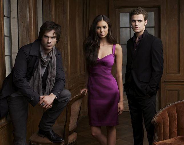Pamiętniki wampirów (The Vampire Diaries) sezon 1 - opis fabuły, lista odcinków