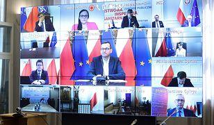 Koronawirus w Polsce. Rzecznik rządu Piotr Mueller o posiedzeniu sztabu kryzysowego
