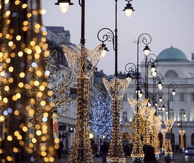 Ostatni tydzień ze świąteczną iluminacją