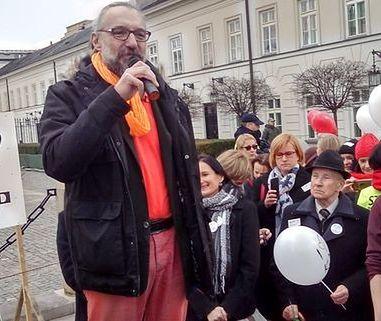 """KOD organizuje protest sędziów. """"To ostatni akord w walce"""""""