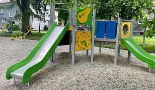 Zabrze. Dzieci w Rokitnicy już mają nowy plac zabaw. Boisko Walki doczeka modernizacji
