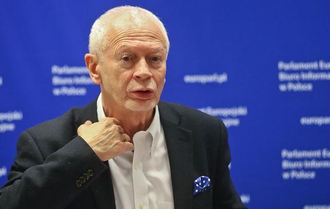 List do Komisji PE ws. Stanisława Gawłowskiego. Michał Boni: nie damy się zastraszyć