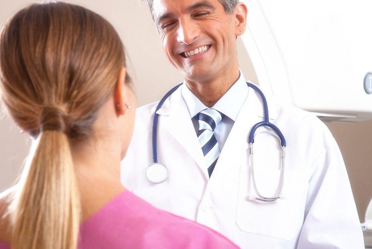 """""""Biała sobota"""" w Centrum Onkologii. Bezpłatna mammografia i cytologia"""
