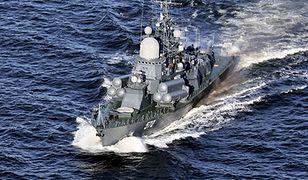 Rosjanie twierdzą, że działania na Morzu Bałtyckim mają charakter wyłącznie obronny