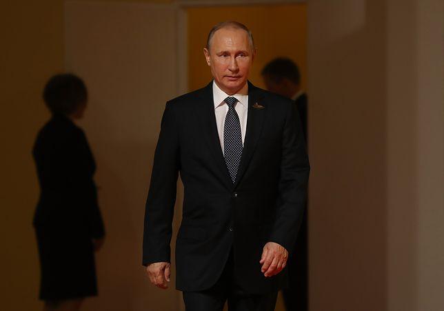 Córka rektora rosyjskiego uniwersytetu oskarża Putina. Miał kupić doktorat