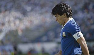 Diego Maradona, mistrz świata z 1986 r., zmarł w wieku 60 lat