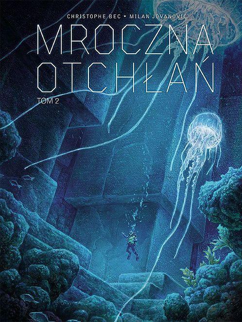 """""""Mroczna otchłań 2"""", Egmont 2020"""