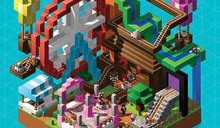 Minecraft. Zbuduj! Lunapark