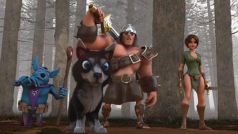 Oto zwiastun gry, który wygląda jak film Pixara