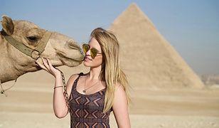 Celia zwiedziła już48 krajów. Zamierza zwiedzić jeszcze więcej