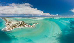 Wioska na jednej z wysp państwa Kiribati na środkowym Pacyfiku jeszcze niedawno tętniła życiem