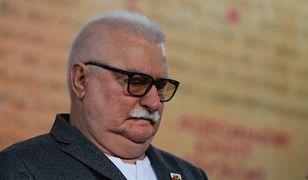 Lech Wałęsa nie wytrzymał. Musiał się napić