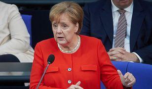 """Merkel nie zostawia złudzeń Putinowi. """"Bez szans"""""""