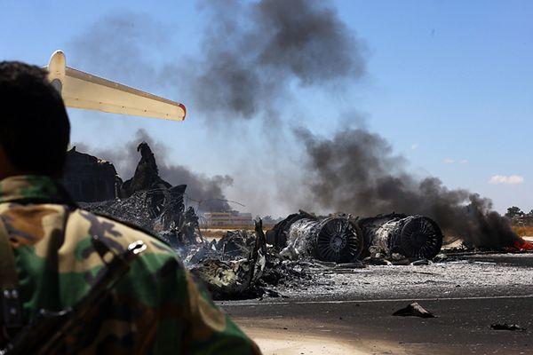 Media: wg amerykańskich władz terroryści mogą użyć samolotów do ataków