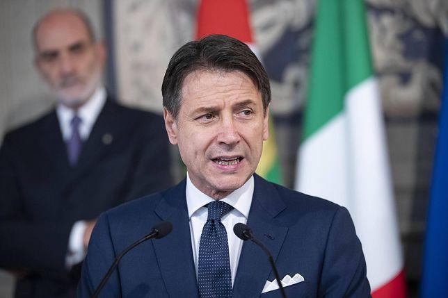 Włochy. Giuseppe Conte wraca za ster. Rząd Republiki powołany