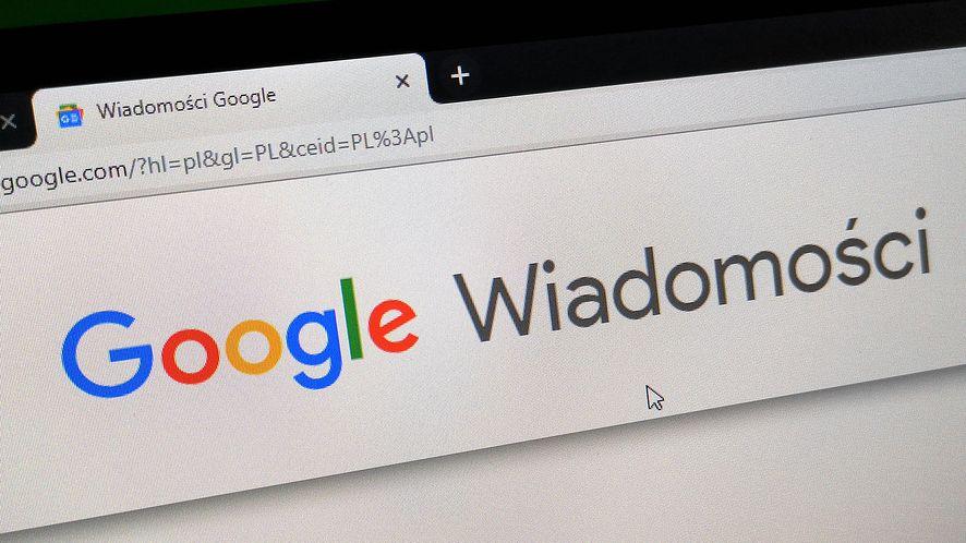 Google rozważa usunięcie Wiadomości z Europy