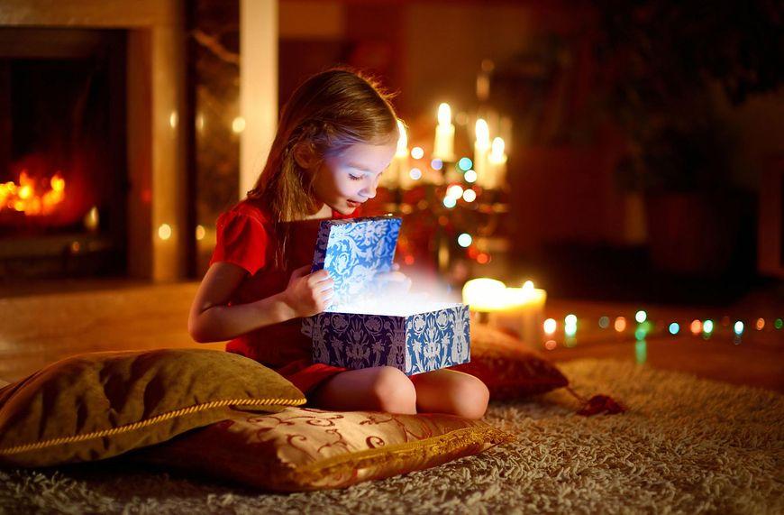 Warto przemyśleć zakup prezentu świątecznego dla dziecka