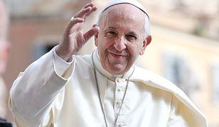 Papież Franciszek / fot.  Franco Origlia