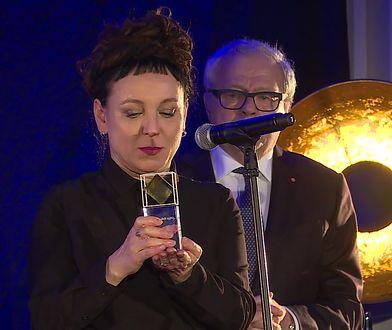 """Olga Tokarczuk z nagrodą ZAiKS-u. """"Za chwilę moja profesja stanie się niepotrzebna"""""""