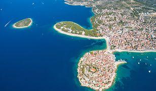 Chorwacja to mnóstwo malowniczych wysp, tak jak w przypadku Pag